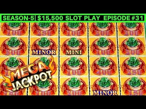 Mighty Cash Slot Machine HANDPAY JACKPOT - $25 MAX BET | SEASON 5 | EPISODE #31