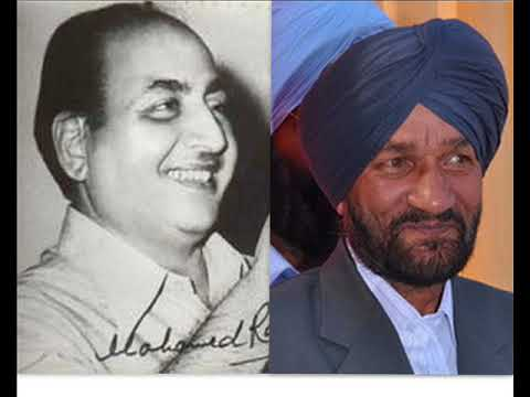 Abhi Na Phero Nazar  ----My Humble Tribute To Legend Rafi sahab.