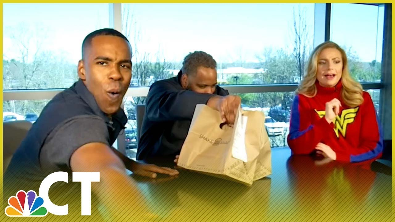 Daym Drops - Shake Shack fries with cheese sauce | CT LIVE! | NBC  Connecticut