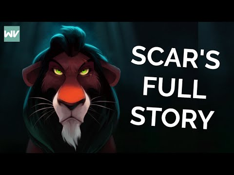 Thumbnail: Scar BEFORE The Lion King (Full Story) | How He Got His Scar And Name: Discovering Disney