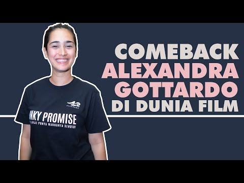Ini Yang Bikin Alexandra Gottardo Comeback ke Film Mp3