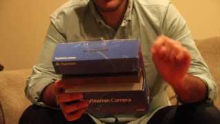Playstaion 4 Camera :فتح الصندوق