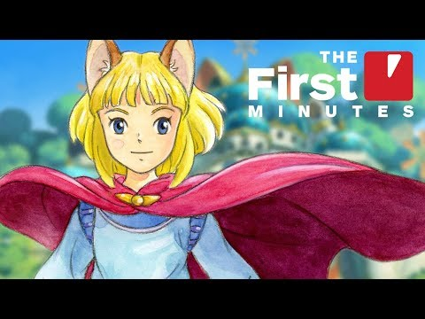 Ni No Kuni 2: The First 18 Minutes