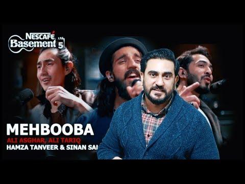 Play Reaction on Mehbooba | NESCAFÉ Basement Season 5 | ft. Ali Asghar, Ali Tariq