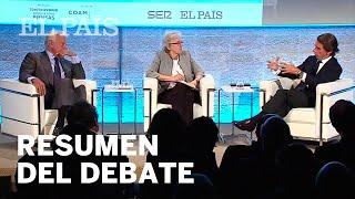 Los mejores momentos del debate entre FELIPE GONZÁLEZ y AZNAR