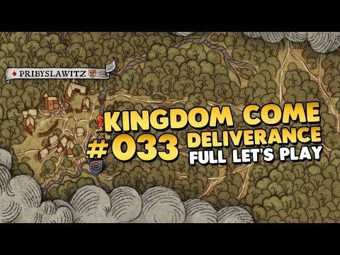 Kingdom Come Deliverance | Im Lager der Banditen 👑 #033 [Let's Play][PC][Deutsch]