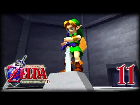 Zelda Ocarina of Time 3D - Cap.11 Link, el Héroe del Tiempo