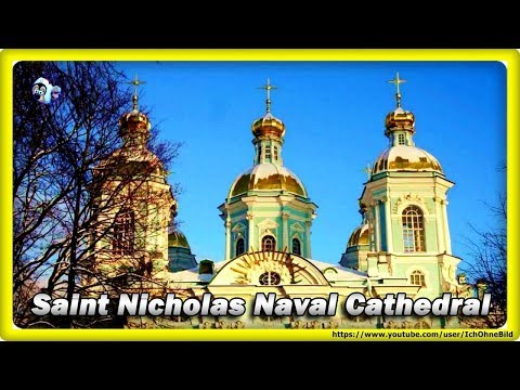 🔴 Saint Nicholas Naval Cathedral • ST. PETERSBURG | RUSSIA • TRAVEL • GUIDE