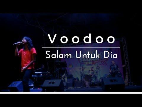 Voodoo - Salam Untuk Dia (Cover By Danish Siera)