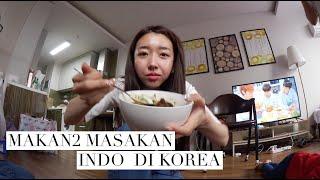 SunnyApril D24: Makan2 Masakan Indo di Korea !