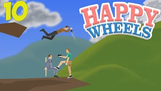 I AM THE ASSASSIN! | Happy Wheels - Part 10