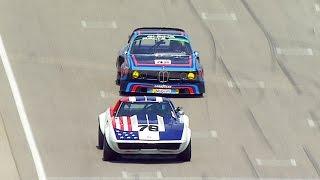 1973 - 1981 FIA, IMSA GT, GTX, AAGT, GTU Cars - Rolex Monterey Motorsports Reunion