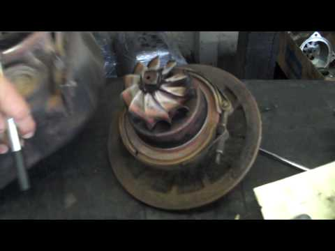 When to Replace a Turbocharger - Engine Parts Maintenance Tip from Internet Diesel
