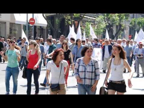 Thessaloniki  May 1st 2013
