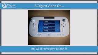 A Look At The Wii U Homebrew Launcher [Wii U Hacked]