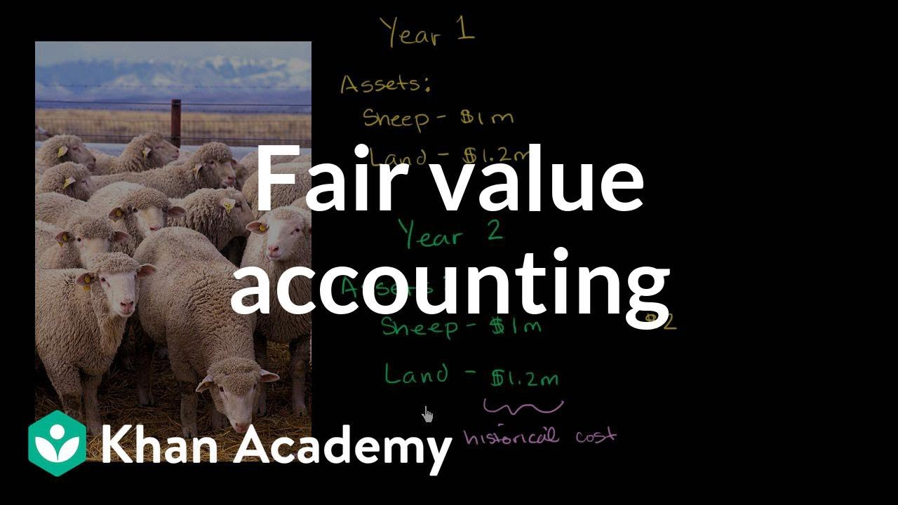 Fair value vs historical cost essay about myself
