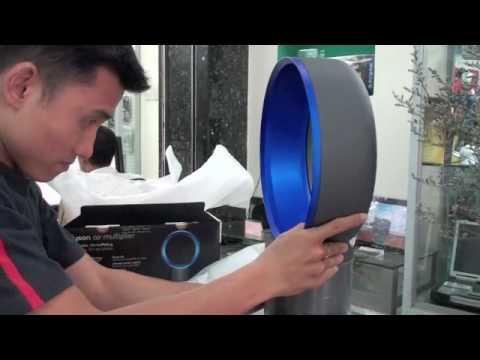 Tinhte.com - Trên tay quạt không cánh Dyson Air Multiplier™