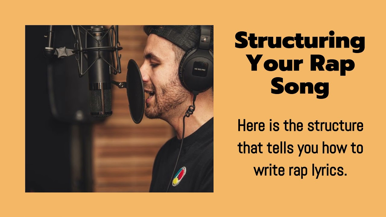 Best Way to Write a Rap Song for Beginners