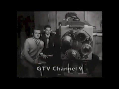 The first Australian TV Station Licences granted between 1956 and 1959
