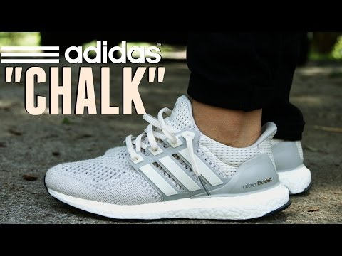 Adidas Ultra Boost Cream Chalk On Feet wallbank-lfc.co.uk 7e53b84a5