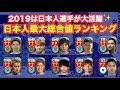 【ウイイレアプリ】2019は日本人選手が大活躍✨日本人最大総合値ランキングを紹介