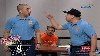 Bubble Gang: Police syndicate