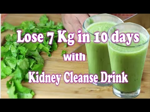 coriander-juice-for-weight-loss,-juice-for-glowing-skin-and-kidney-cleanse-juice