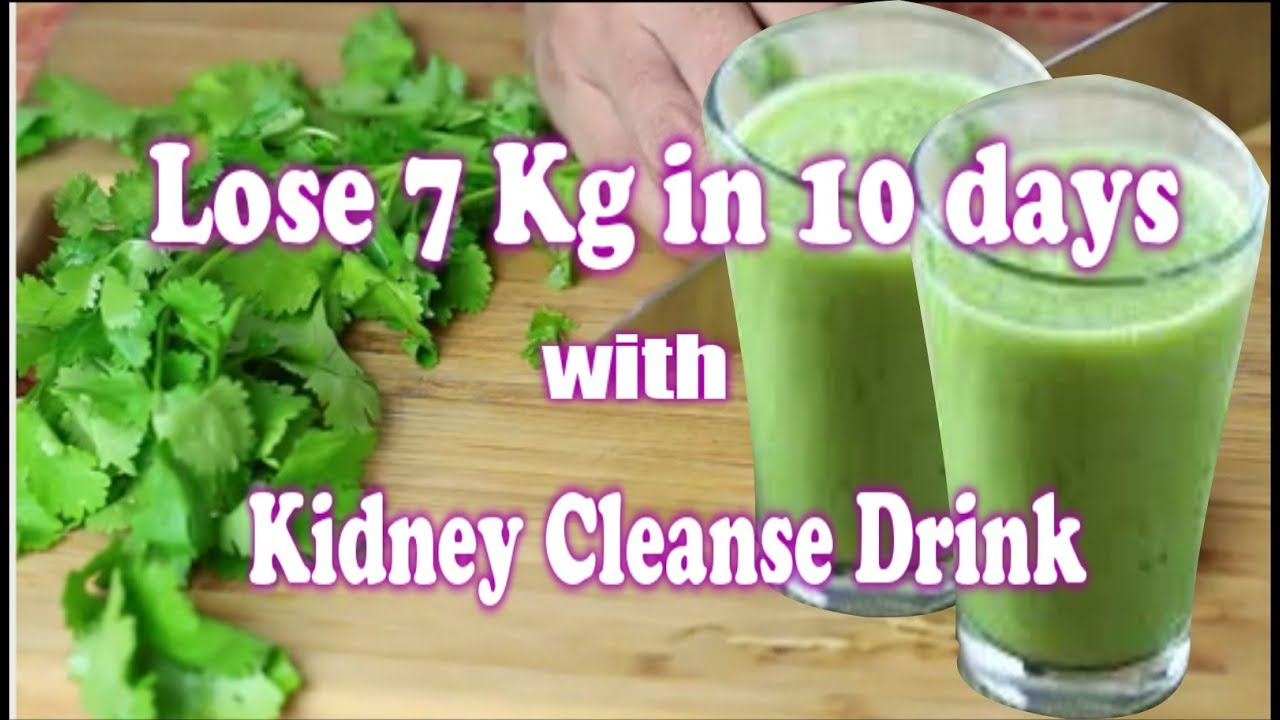 Coriander Juice For Weight Loss Juice For Glowing Skin