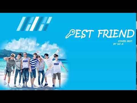 (cover Inst.) Best Friend - IKON