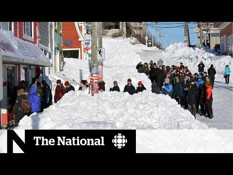 Supplies, Patience Running Low Days After St. John's Storm