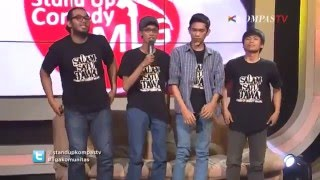 Ulwan Fakhri – Liga Komunitas Standup Kompas TV