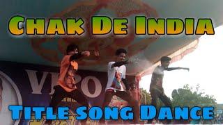 CHAK DE INDIA Title Song | Shah Rukh Khan | Sukhvinder Singh | Dance Choreography BY HIMANSHU VASAVA