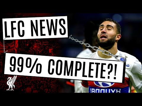 BREAKING NEWS: Nabil Fekir To Liverpool 99% Complete LFC Latest Transfer News Today