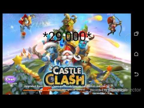 Castle Clash - New Hero Arctica Skill Revealed!!