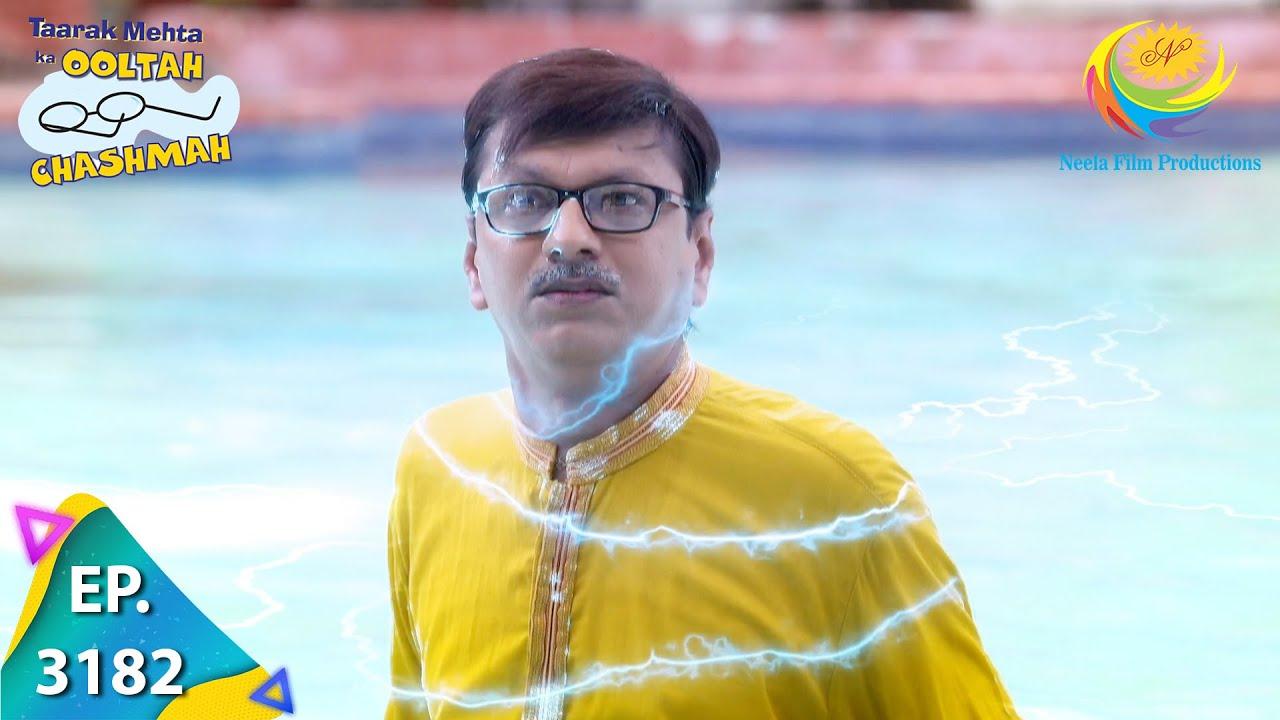 Download Taarak Mehta Ka Ooltah Chashmah - Ep 3182 - Full Episode - 5th June, 2021
