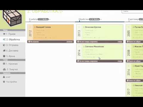 Order.Processor - Обработка заказов интернет-магазина: обзор