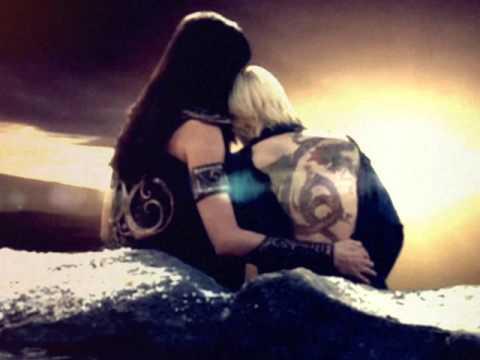 Xena & Gabrielle - I Heard Goodbye