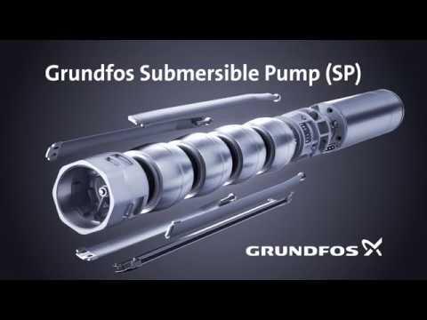 Grundfos SP pumps
