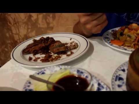 Китайский ресторан в любой стране мира. Меню.