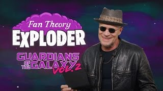 'Guardians of the Galaxy Vol. 2' Fan Theory Exploder with Michael Rooker | Rolling Stone