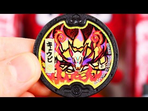 Dark Yo-Kai Watch - Kuroi Medal Unboxing