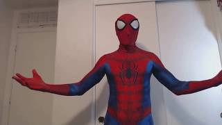 Kumo's Review of the Spider-man Lycra ZentaiZone Costume