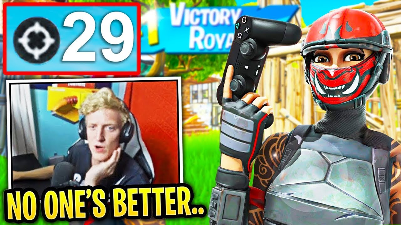 Tfue's DUO Drops 29 KILLS & PROVES He's #1 CONTROLLER PLAYER! (Fortnite) thumbnail