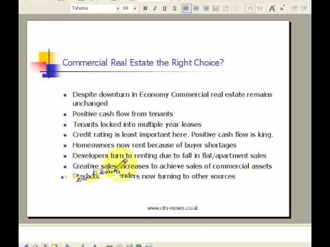 Live Commercial Real Estate Acquisition Training
