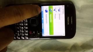 Wifi setting Nokia phone