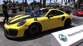 Porsche Parade 2019 Concours Class Winners