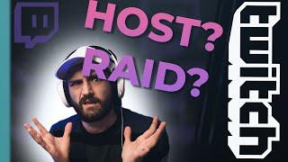 Quicktipp #6 | Unterṡchied zwischen Host & Raid? | Was ist besser? 🧐 | RawRayx