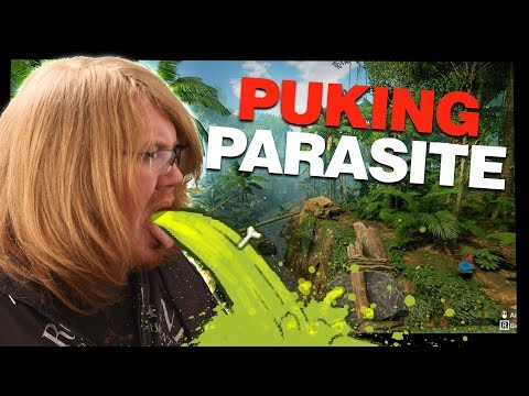 green-hell---puking-parasite-#2
