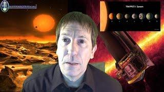 """NASA """"DESCUBRE"""" UN SISTEMA SOLAR CON 7 PLANETAS: ¿NOS TOMAN POR IDIOTAS?"""