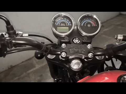 Royal Enfield Thunderbird 350X Model Launched